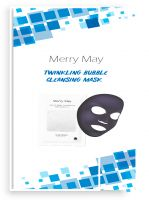MerryMay Twinkling bubble cleansing mask