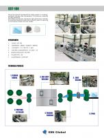 GST-100 (MASK ULTRASONIC MACHINE FOR CORONA)
