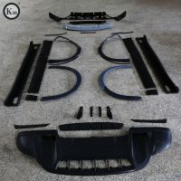 KM for  Cayenne-958.2 2011-2014 years upgrade GTS style facelift body
