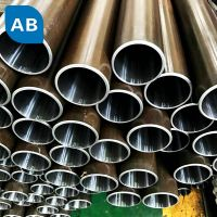 Good yield strength and high tensile strength honed tube cylinder barrel seamless pipe