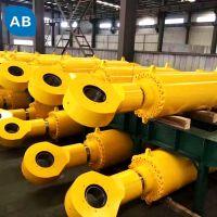 Telescopic hydraulic cylinder Marine&Vehicle hydraulic cylinder