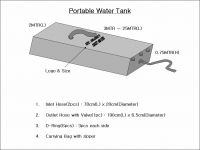 Collapsible Tank