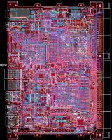 PCB design/single-slided PCB/PCB layout