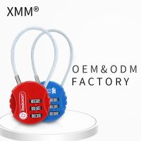 Durable and high security standard dial combination padlock