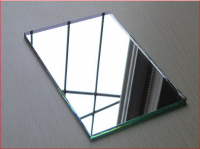 Silvered Mirror Glass