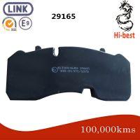 truck brake pad