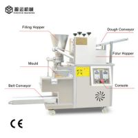 Hot sale samosa making machine gyoza making machine dumpling making machine