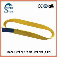 one way polyester endless webbing sling  1.5T  EN1492-1