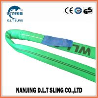 polyester endless round sling  2T  EN1492-2  CE, GS CERTIFICATE