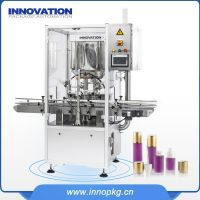PLC control Face Toner  filling machine