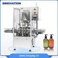 hand washing liquid soap filling machine