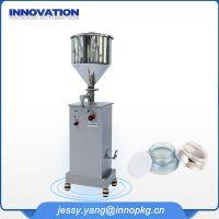 Innopkg Brand semi automatic cosmetic cream filling machine
