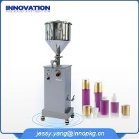 Innopkg Brand semi automatic wrapping packaging machine for cosmetics