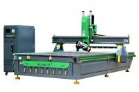 China professional machine manufacturer of 4 Axis Series cnc router wood