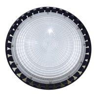 Anti Glare 150lm/W 150W 200W UFO LED Highbay Light Warehouse Factory Tennis Stadium Gas Station