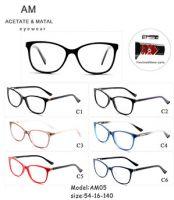 Metal Acetate Eyeglasses Frames AM05