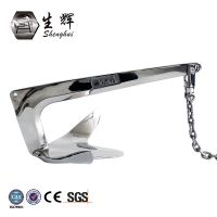 Stainless Steel 316 Bruce Anchor Marine Hardware AISI316 Bruce Anchor