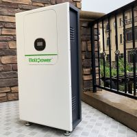 Energy Saving Off Grid All in One Integrated Solar Energy Storage Battery Energy Storage System for solar