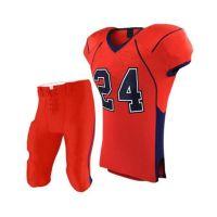 Custom Wholesale Sublimation America Football Wear
