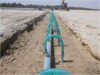 Flexible plastic hose