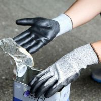China Cut Resistant Gloves Without Coating