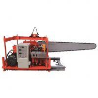 Rail Type Chain Saw