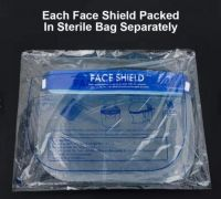 Face Shield Protection Isolation Mask PVC Face Shield Anti Fog Anti-Spurting Face Shield