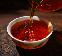 Mellow Sweet Pu Er Tea Black Tea Puerh Tea