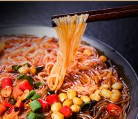 Smooth Sweet Potato Vermicelli Glass Noodles