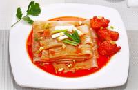 Food Grade Sweet Potatoes Vermicelli Wide Noodles Tu Dou Fen Tiao