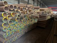 Chemical Industry Alloy Seamless Steel Fluid Pipe