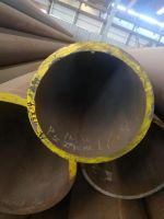 Hot rolled precision alloy Steel Tube 12Cr1MoVG seamless steel pipe