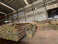 Seamless Cr-Mo Alloy Steel Pipe