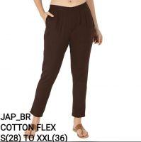 Custom Solid Cotton flex