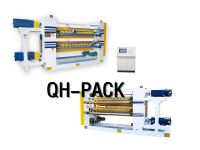 3, 5, 7-Layer corrugated paperboare production line
