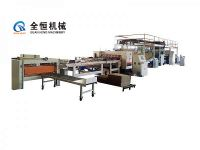 High Speed Automatic 2 Layer Corrugated Production Line