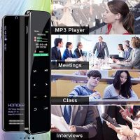 V93 Mini Dictaphone Touch Screen Sound Audio Recording Device MP3 Player Professional Digital Voice Activated Recorder