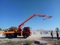 concrete pump truck China Manufacture Conele