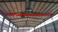 Single girder bridge crane