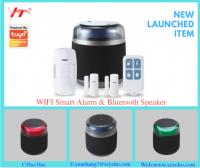 Tuya WIFI alarm system but also a bluetooth speaker