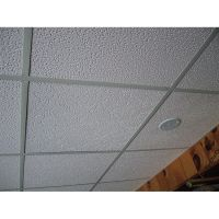 60x60 PVC Laminated Gypsum Ceiling with Accessories