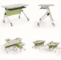 Pochar Z26 Smart Classroom School Furniture training table and chair