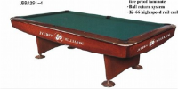 9ft Pool table3