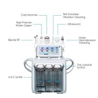 6 in 1 Hydrogen Hydrafacial Skincare Machine