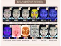 3D Magic Mirror Skin Analysis Machine for beauty use