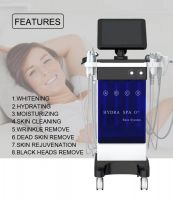 9 in 1 Hydrafacial Skin Management Spa Beauty Machine
