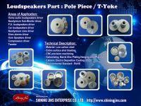 Custom made T-Yoke made in Taiwan