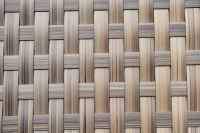 Flat Rattan Synthetic Rattan Weaving Material for Garden Furniture