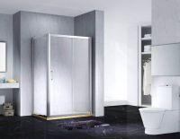 Modern Design Framed Quadrant Shower Enclosure With Sliding Door, AB 2142    2