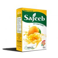Sajeeb Soft Drink Powder (mango and orange flavor) 125gm, 250 gm and 500 gm